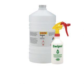 Distribuidor de sanitizante en Ecatepec